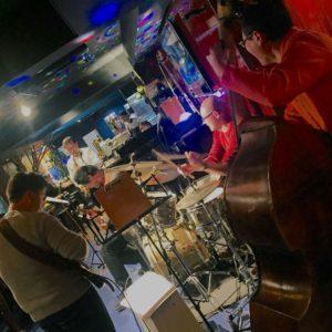 ジャズセッション【参加観覧自由】